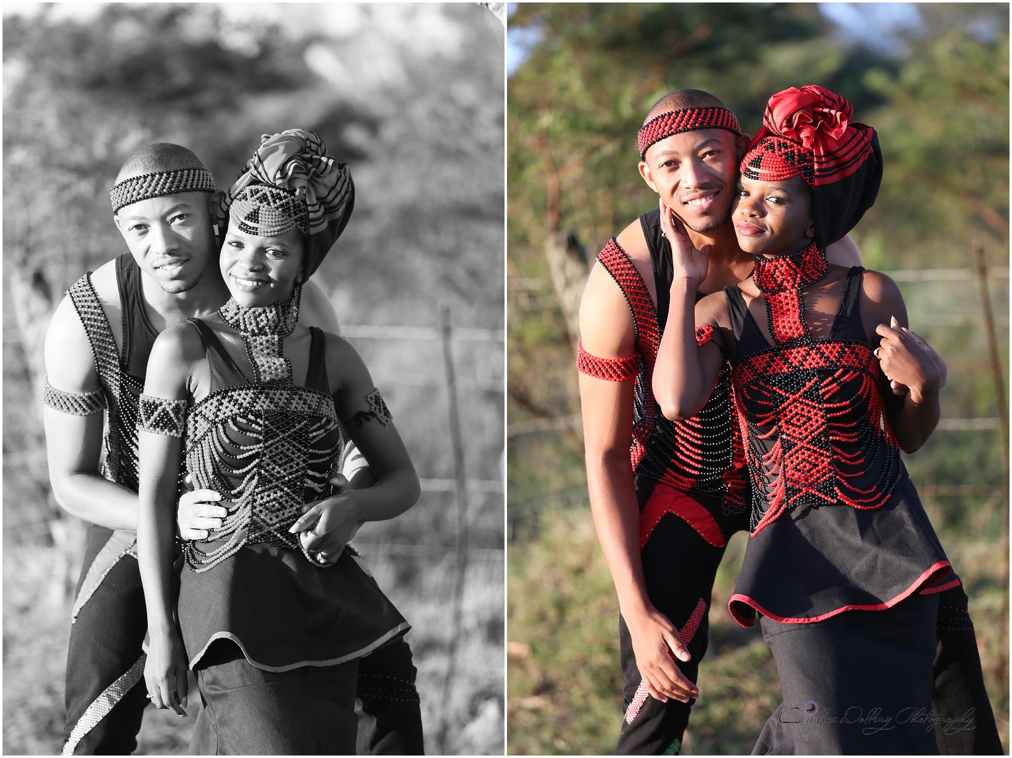 Banele & Lazola {Traditional} | Candice Dollery Photography
